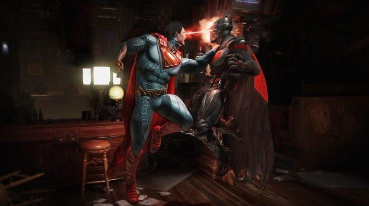 Mortal Kombat X Characters Coming To Injustice 2?