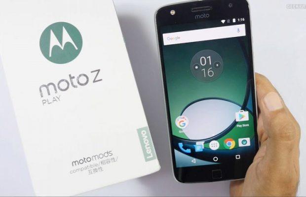 Moto Z Play Starts Receiving Nougat Update In Europe