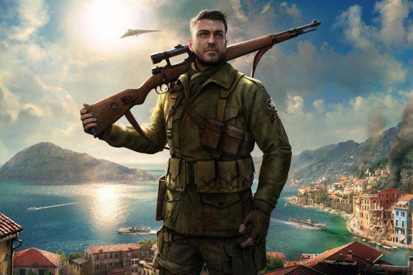 Sniper Elite 4 Trophies