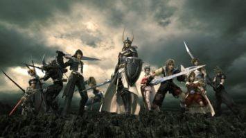 Final Fantasy 30th Anniversary Sale Begins