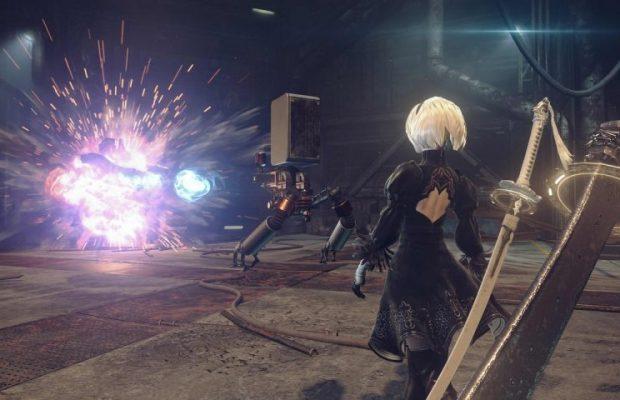Nier Automata Buzzsaw Boss Battle Guide