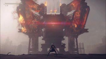 Nier Automata Goliath Boss Battle Guide