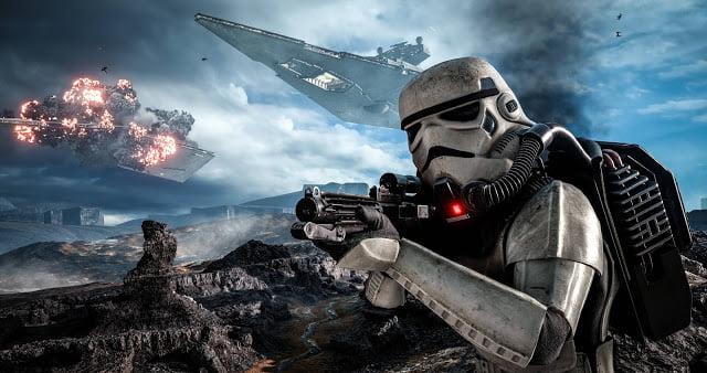 Star Wars Battlefront 2 Trailer May Arrive on 15th April