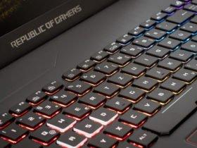 Asus ROG STRIX GL553VD Laptop REVIEW