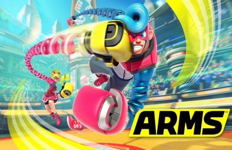 ARMS Change Colors