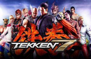 Tekken 7 Remove Film Grain and Chromatic Aberration