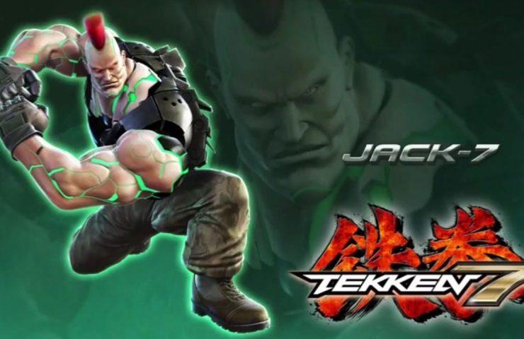 Tekken 7 Jack-7 Tips