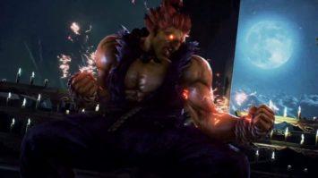 Tekken 7 Stop Akuma's Fireballs