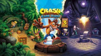 Crash Bandicoot N. Sane Trilogy Defeat Pinstripe Potoroo