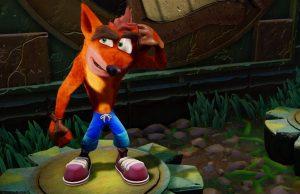 Crash Bandicoot N. Sane Trilogy Defeat Koala Kong