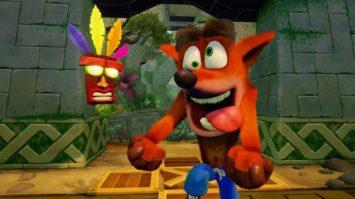 Crash Bandicoot N. Sane Trilogy Defeat Papu Papu