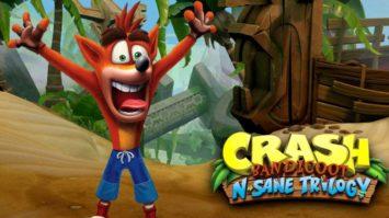 Crash Bandicoot N. Sane Trilogy Get all Gems