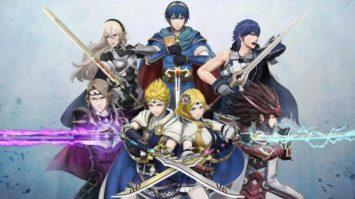 Nintendo Shows Fire Emblem Warriors Xander, Camilla, Takumi and Hinoka in Action at Gamescom
