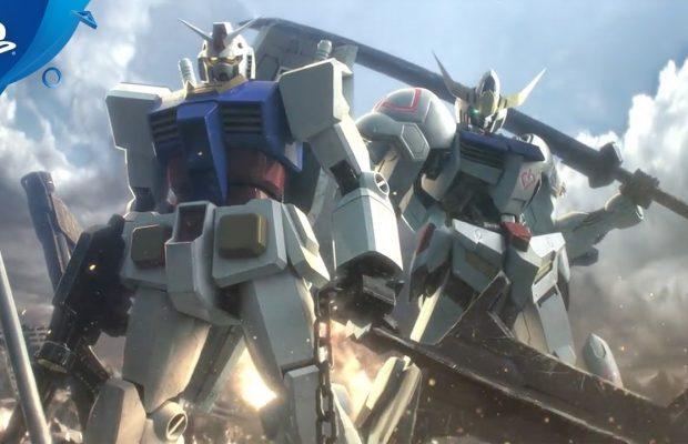 Gundam Versus Update 1.05, Gundam Versus DLC