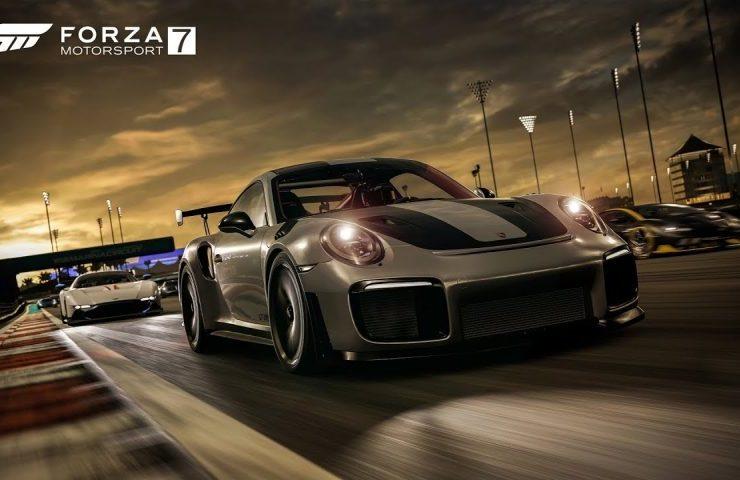 Forza Motorsport 7 achievements
