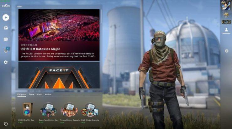 CS:GO Gets a Free Edition