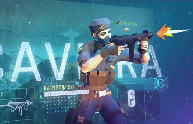 E3 2019 Round-up: Tom Clancy's Elite Squad Mobile Game Announced