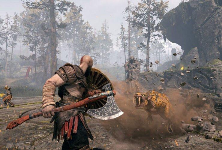 God of War PC 2022